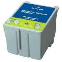 Epson T020CMY kompatibilis tintapatron