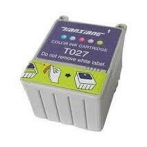Epson T027CMY utángyártott tintapatron
