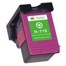 HP 110 CMY (CB304A) kompatibilis tintapatron