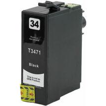 Epson 34XL (T3471) (BK) kompatibilis tintapatron