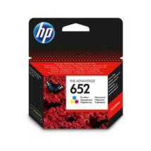 HP 652 (F6V24AE) (CMY) eredeti tintapatron