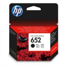 HP 652 (F6V25AE) (BK) eredeti tintapatron