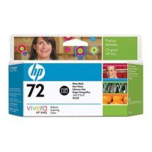 HP 72 PBK (C9370A) eredeti tintapatron