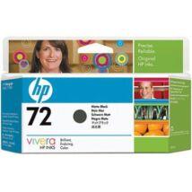 HP 72 Matt BK (C9403A) eredeti tintapatron