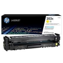 HP 203X (CF542X) (Y) [2,5k] eredeti toner