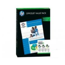 HP 933XL CMY (CR711AE) Officejet Pack + 25/A4