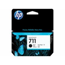 HP 711XL BK (CZ133A) eredeti tintapatron