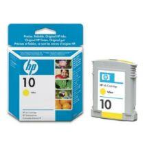 HP 10Y (C4842A) eredeti tintapatron