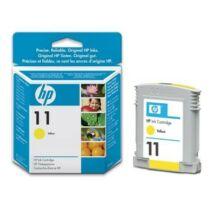 HP 11Y (C4838A) eredeti tintapatron