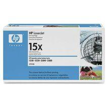 HP 15X (C7115X) eredeti toner