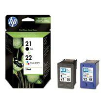 HP 21+22 (SD367A) eredeti tintapatron csomag