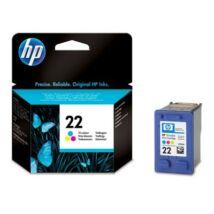 HP 22 (C9352A) eredeti tintapatron