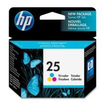 HP 25 (51625) eredeti tintapatron