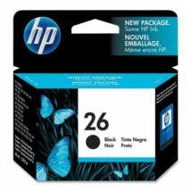 HP 26 (51626A) eredeti tintapatron