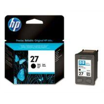 HP 27 (C8727A) eredeti tintapatron