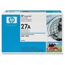 HP 27A (C4127A) eredeti toner