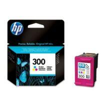 HP 300CMY (CC643EE) eredeti tintapatron