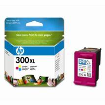 HP 300XLCMY (CC644EE) eredeti tintapatron