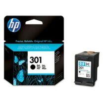 HP 301 (BK) (CH561EE) eredeti tintapatron