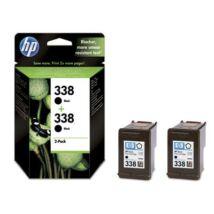 HP 338 (CB331EE) eredeti tintapatron dupla csomag