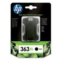 HP 363XLBK (C8719E) eredeti tintapatron