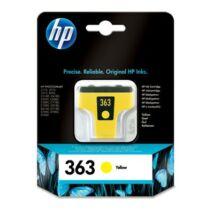 HP 363Y (C8773E) eredeti tintapatron