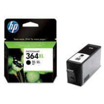 HP 364XL (BK) (CN684EE-CB321EE) eredeti tintapatron