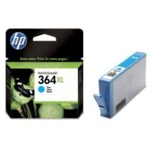 HP 364XL (C) (CB323EE) eredeti tintapatron