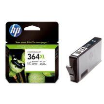 HP 364XLPBK (CB322EE) eredeti tintapatron