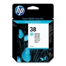 HP 38 (C9418A) eredeti tintapatron