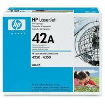 HP 42A (Q5942A) eredeti toner