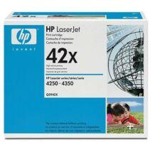 HP 42X (Q5942X) eredeti toner
