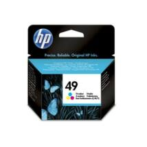 HP 49 (51649A) eredeti tintapatron