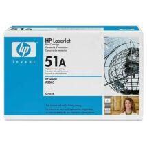 HP 51A (Q7551A) eredeti toner