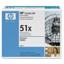 HP 51X (Q7551X) eredeti toner