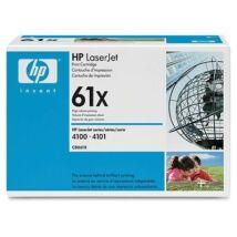 HP 61X (C8061X) eredeti toner