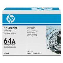 HP 64A (CC364A) eredeti toner
