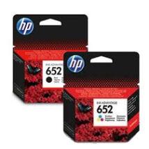 HP 652 (F6V25AE/F6V24AE) (BK,CMY) eredeti tintapatron multipack