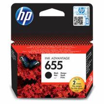 HP 655BK (CZ109AE) eredeti tintapatron