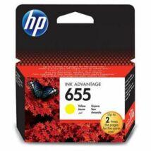 HP 655Y (CZ112AE) eredeti tintapatron