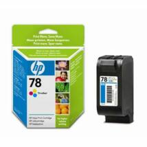HP 78 (C6578A) eredeti tintapatron