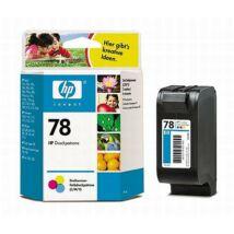 HP 78 (C6578D) eredeti tintapatron