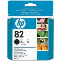HP 82BK (CH565A) eredeti tintapatron