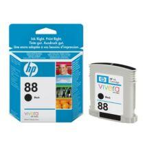 HP 88BK (C9385A) eredeti tintapatron