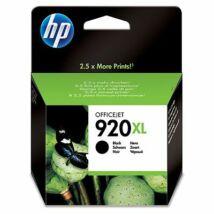 HP 920XLBK (CD975A) eredeti tintapatron