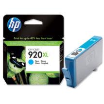 HP 920XLC (CD972A) eredeti tintapatron