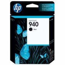 HP 940BK (C4902A) eredeti tintapatron
