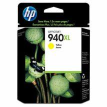 HP 940XLY (C4909A) eredeti tintapatron