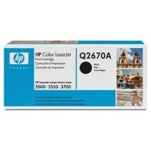 HP Q2670A (BK) eredeti toner