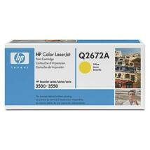 HP Q2672A (Y) eredeti toner